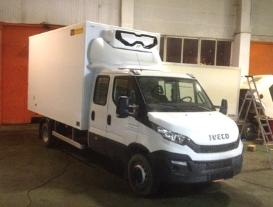 IVECO DAILY 70С15 РЕФРИЖЕРАТОР